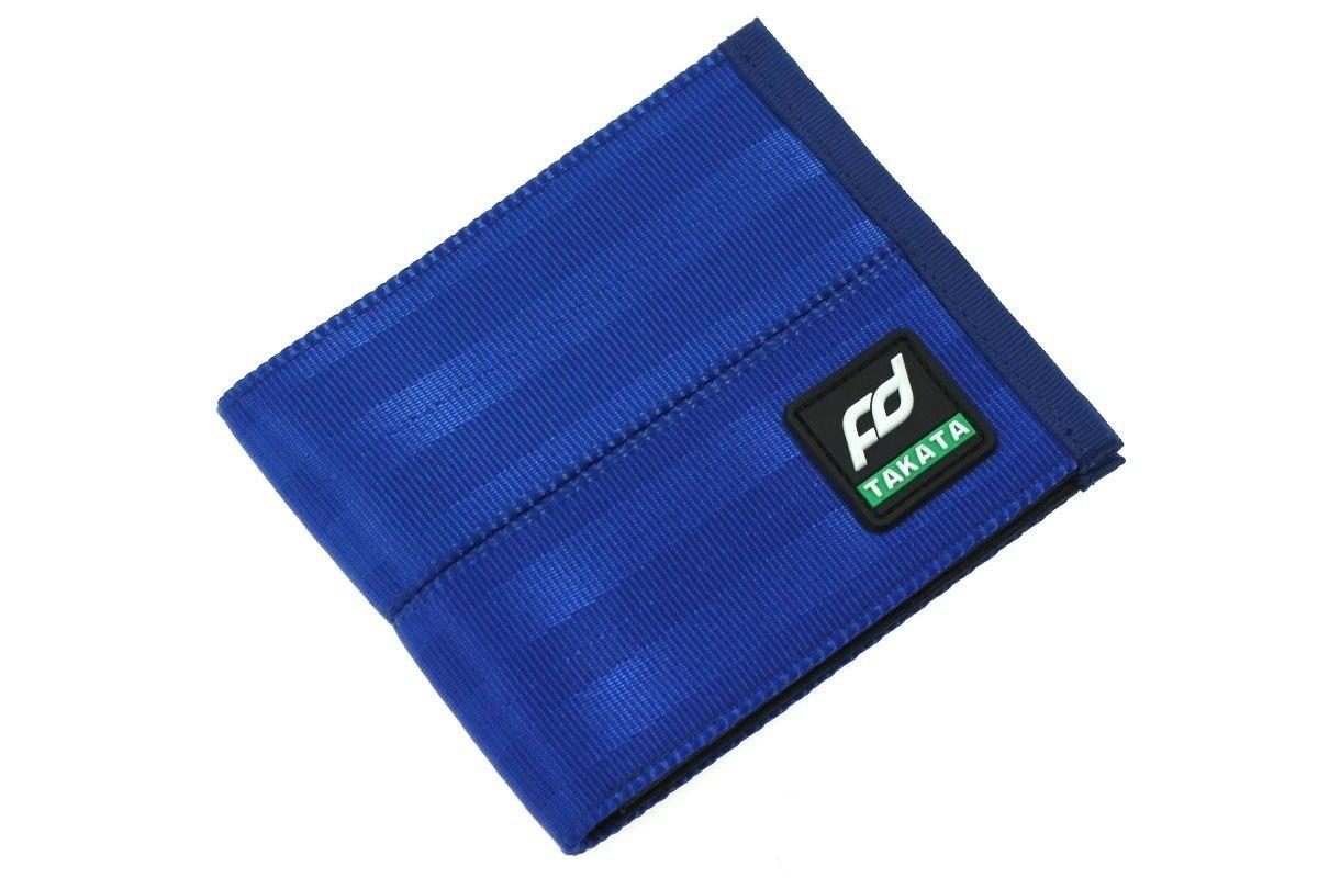 Portfel Takata Blue - GRUBYGARAGE - Sklep Tuningowy